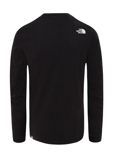 The North Face Simple Dome Tee Erkek T-Shirt Siyah Siyah